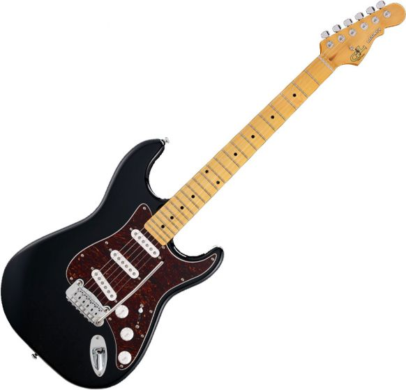 G&L Tribute Legacy Electric Guitar Gloss Black, TI-LGY-144R01M41