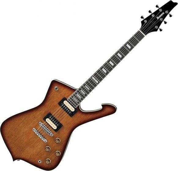 Ibanez Iceman Standard IC520 Electric Guitar Vintage Brown Sunburst[, IC520VBS]
