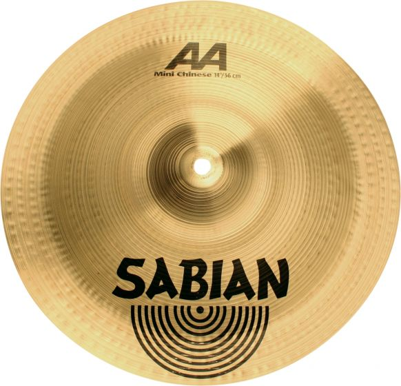 "Sabian 14"" AA Mini Chinese, 21416"