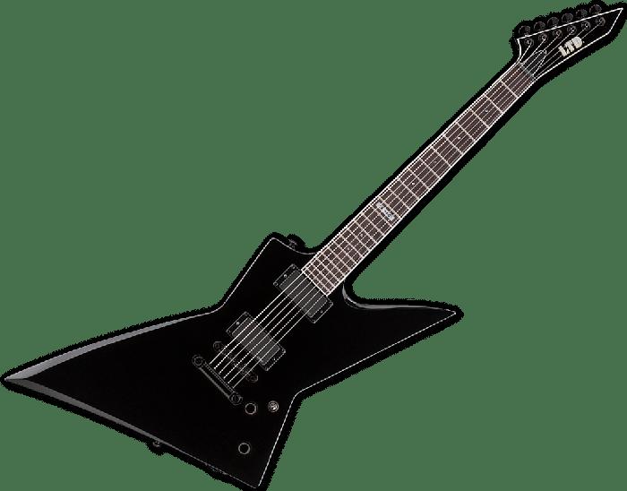 ESP LTD EX-401 Electric Guitar in Black, LEX401BLK