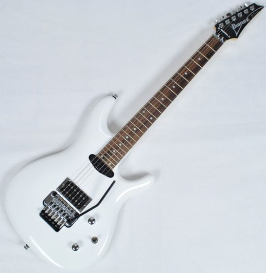 Ibanez Signature Joe Satriani JS140 Electric Guitar White, JS140WH