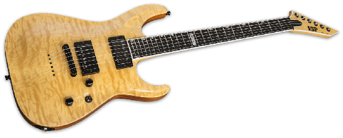 ESP USA Horizon-II Electric Guitar in Vintage Natural EMG, USA Horizon-II VN EMG