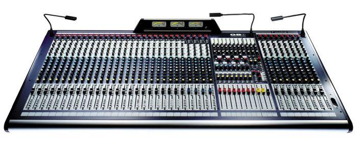 Soundcraft GB2 32ch  32+2/4/2 GB Series Console, RW5749SM