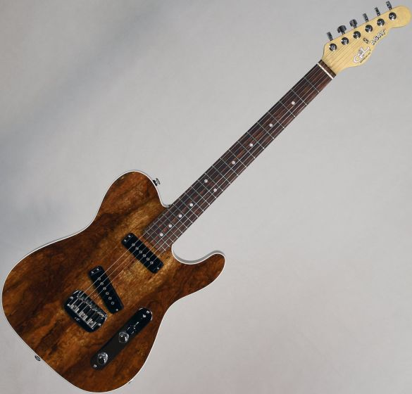 G&L USA ASAT Special Chechen Rosewood Top Electric Guitar Natural Gloss, USA ASTSP-NAT-RW 9648