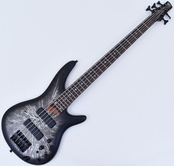 Ibanez SR505 SAT 5 String Electric Bass Silver Arctic[, SR505B-SAT]