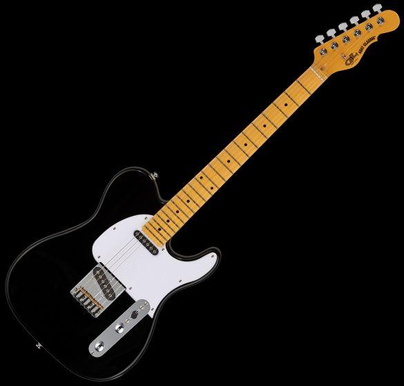 G&L Tribute ASAT Classic Electric Guitar Gloss Black, TI-ACL-111R01M83