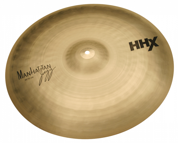 "Sabian 20"" HHX Manhattan Jazz Ride[, 12085XN]"