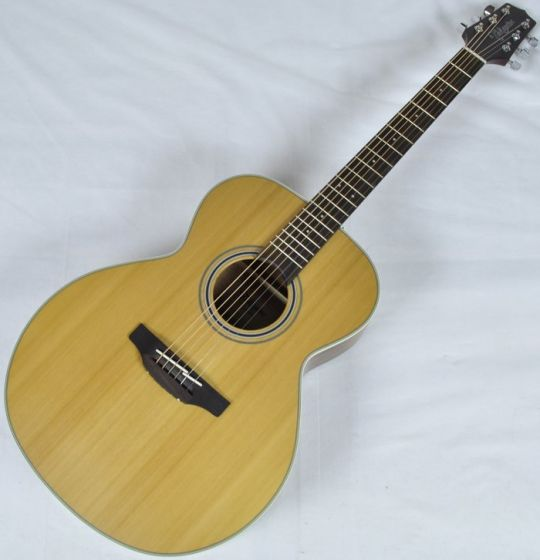 Takamine GN20-NS G-Series G20 Acoustic Guitar in Natural Stain Finish CC130522069, TAKGN20NS B-Stock