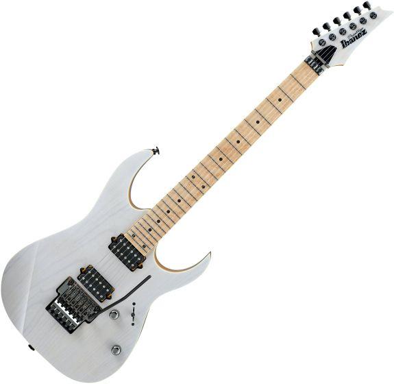 Ibanez RG Prestige RG652AHM Electric Guitar Antique White Blonde, RG652AHMAWD