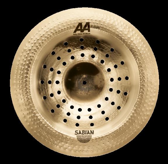 """Sabian 19"""" AA Holy China Brilliant Finish, 21916CSB"""