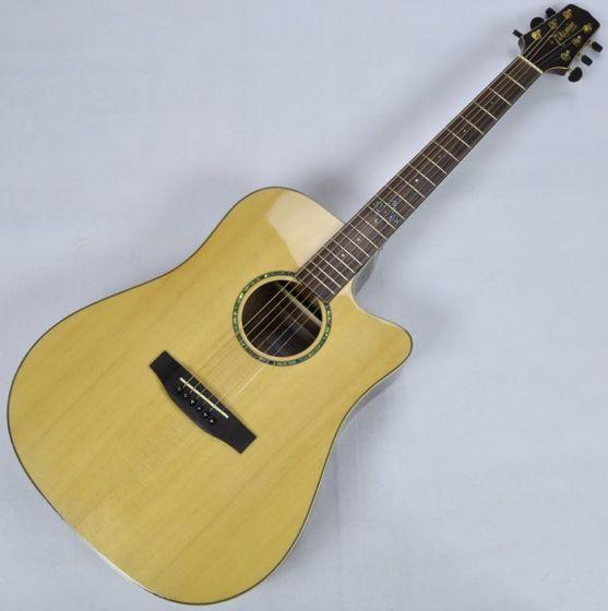 Takamine EG363SC Acoustic Electric Guitar in Natural Finish B-Stock, TAKEG363SC