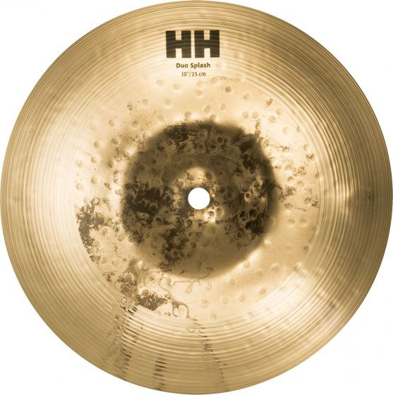 "Sabian 10"" HH Duo Splash Brilliant Finish[, 11065B]"