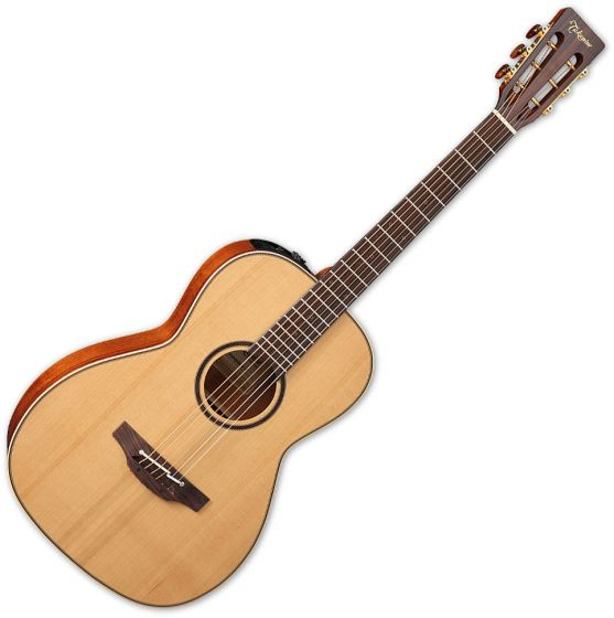 Takamine CP400NYK New Yorker Acoustic Guitar Satin Natural, TAKCP400NYK