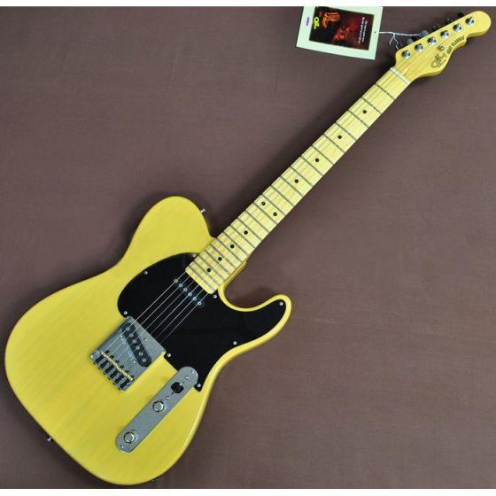 G&L ASAT Classic USA Custom Made Guitar in Butterscotch Blonde, G&L ASAT Classic BSB