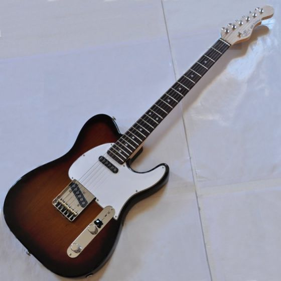 G&L ASAT Classic USA Custom Made Guitar in 3 Tone Sunburst, G&L ASAT Classic 3TSB