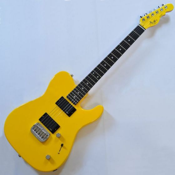 G&L ASAT Deluxe USA Custom Made Guitar in Yellow Fever, G&L ASAT Deluxe Yellow Fever