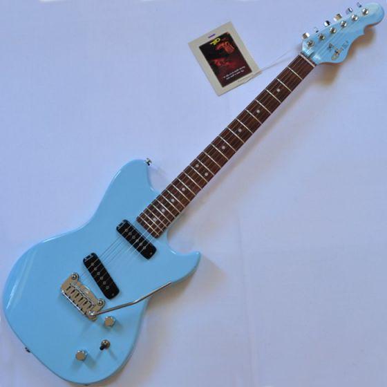 G&L SC-2 USA Custom Made Guitar in Himalayan Blue, G&L SC-2 Himalayan Blue