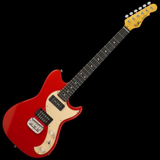 G&L Fallout USA Custom Made Guitar in Fullerton Red, G&L USA Fallout Fullerton Red