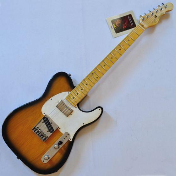 G&L USA ASAT Classic Bluesboy Rustic Guitar in 2 Tone Sunburst, G&L Classic Bluesboy Rustic 3TSB
