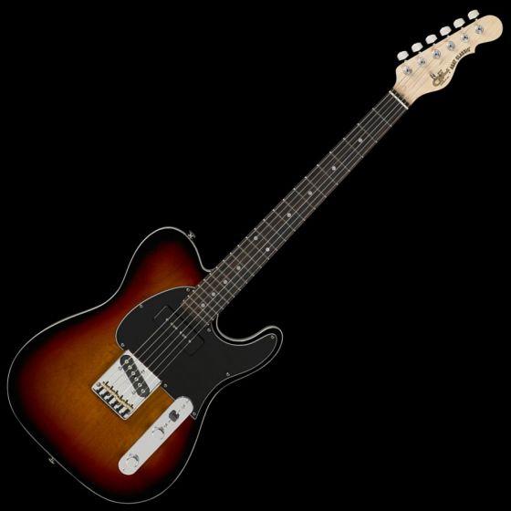 G&L ASAT Classic Bluesboy 90 USA Custom Made Guitar in 3 Tone Sunburst, G&L ASAT Classic Bluesboy 90 3TSB
