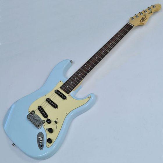G&L S-500 USA Custom Made Guitar in Sonic Blue[, G&L S-500 Sonic Blue]