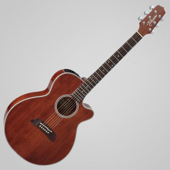 Takamine EF261S-AN Legacy Series Acoustic Guitar in Gloss Antique Stain Finish, TAKEF261SAN