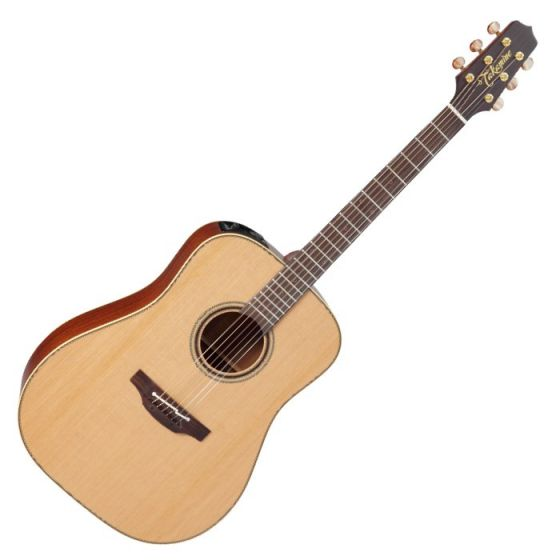 Takamine P3D Pro Series 3 Acoustic Guitar in Satin Finish, TAKP3D