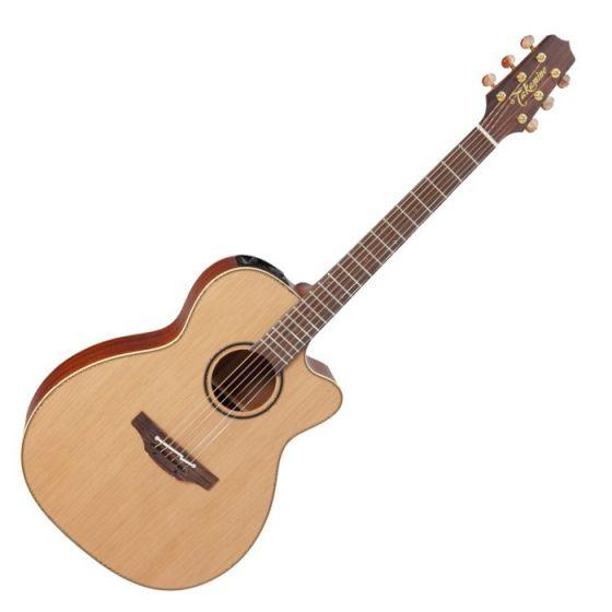 Takamine P3MC Pro Series 3 Cutaway Acoustic Guitar in Satin Finish, TAKP3MC