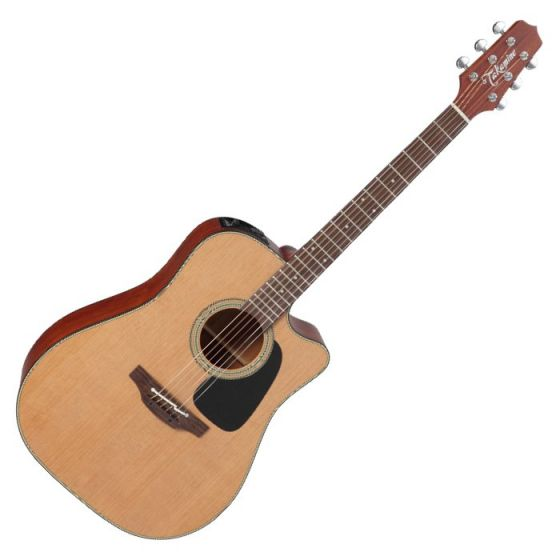 Takamine P1DC Pro Series 1 Cutaway Acoustic Guitar in Satin Finish, TAKP1DC