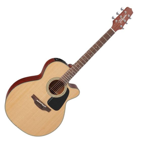 Takamine P1NC Pro Series 1 Cutaway Acoustic Guitar in Satin Finish, TAKP1NC