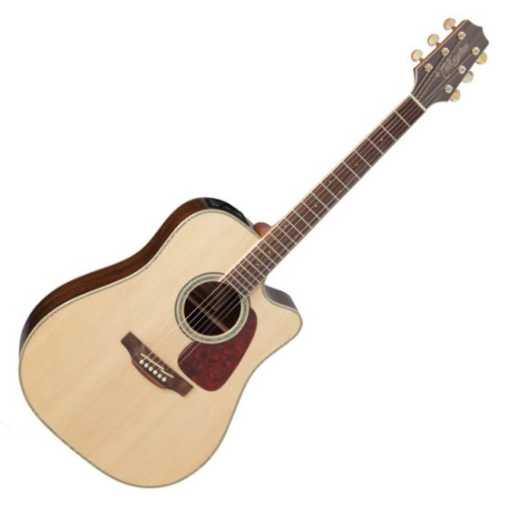 Takamine GD71CE-NAT G-Series G70 Acoustic Guitar in Natural Finish, TAKGD71CENAT