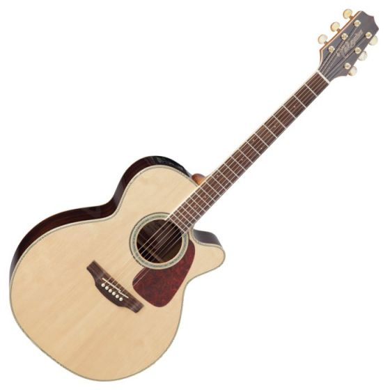 Takamine GN71CE-NAT G-Series G70 Acoustic Guitar in Natural Finish, TAKGN71CENAT