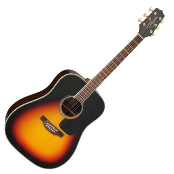 Takamine GD51-BSB G-Series G50 Acoustic Guitar in Brown Sunburst Finish[, TAKGD51BSB]
