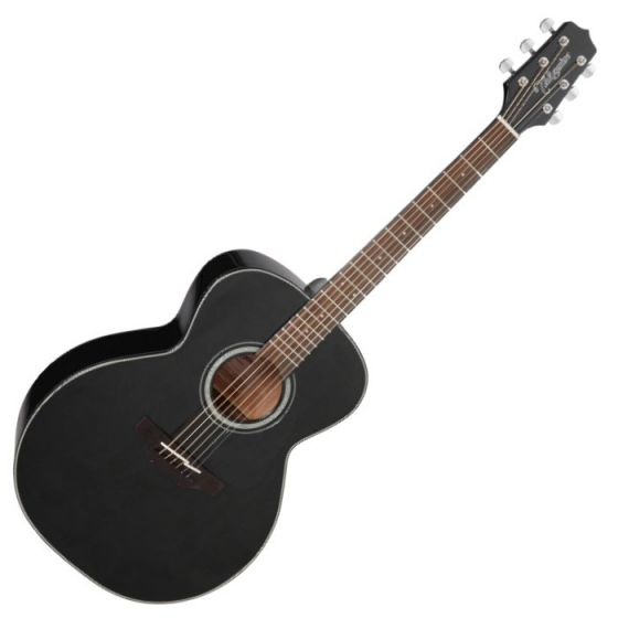 Takamine GN30-BLK Acoustic Guitar in Black Finish, TAKGN30BLK