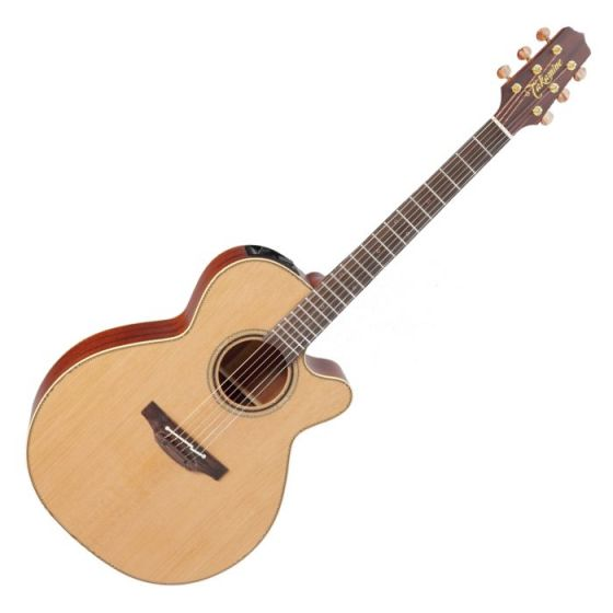 Takamine P3NC Pro Series 3 Cutaway Acoustic Guitar in Satin Finish, TAKP3NC