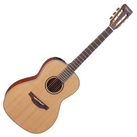 Takamine P3NY Pro Series 3 Acoustic Electric Guitar in Satin Finish, TAKP3NY