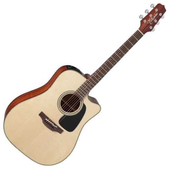 Takamine P2DC Pro Series 2 Cutaway Acoustic Electric Guitar in Satin Finish, TAKP2DC