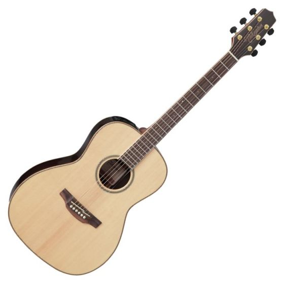 Takamine GY93E-NAT Acoustic Electric Guitar in Natural Finish, TAKGY93ENAT