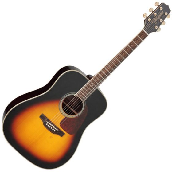Takamine GD71-BSB Acoustic Guitar in Brown Sunburst Finish, TAKGD71BSB