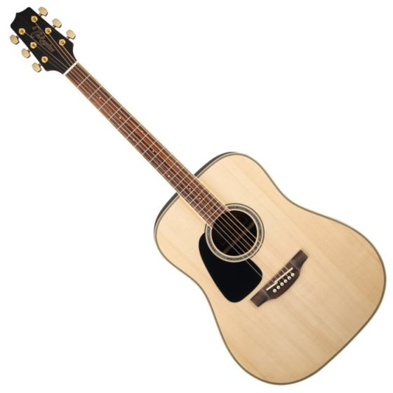 Takamine GD51LH-NAT G-Series G50 Left Handed Acoustic Guitar in Natural Finish[, TAKGD51LHNAT]
