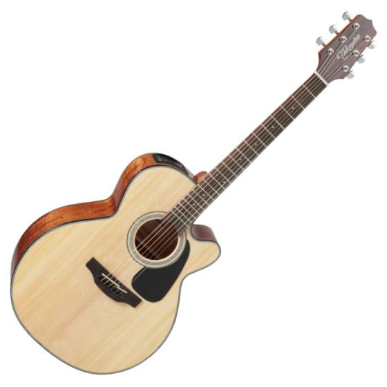 Takamine GN30CE-NAT Acoustic Electric Guitar in Natural Finish, TAKGN30CENAT