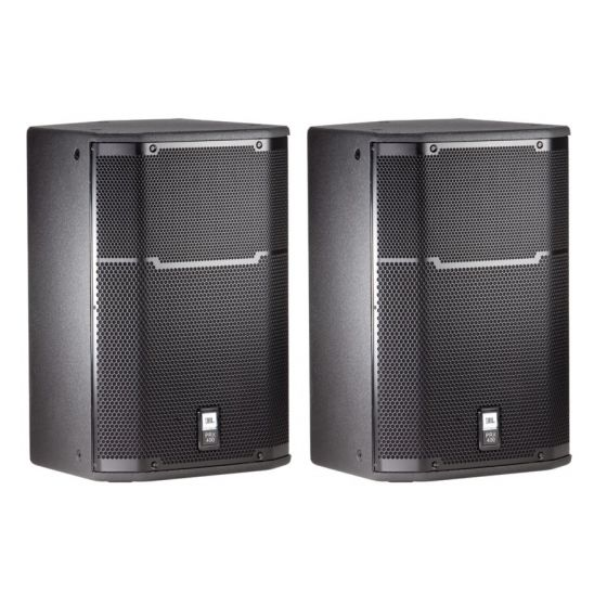 """JBL PRX415M 15"""" Two-Way Stage Monitor and Loudspeaker System[, PRX415M.P]"""