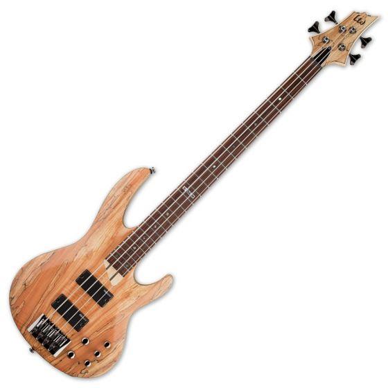 ESP LTD B-204SM Bass Guitar in Natural Stain Finish, B-204SM-NS
