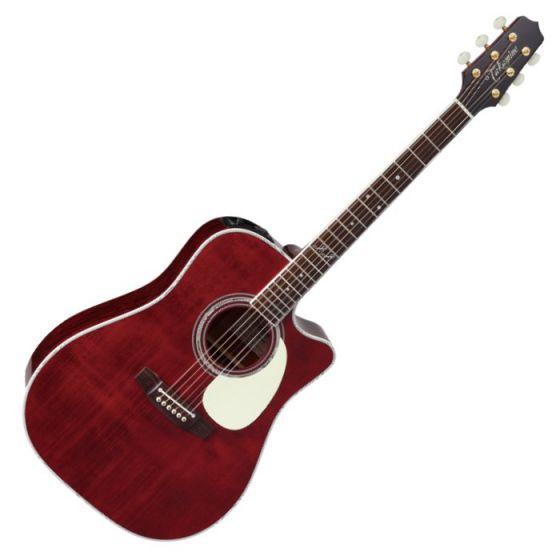 Takamine Signature Series JJ325SRC John Jorgenson Acoustic Guitar in Gloss Polyurethane Finish, TAKJJ325SRC