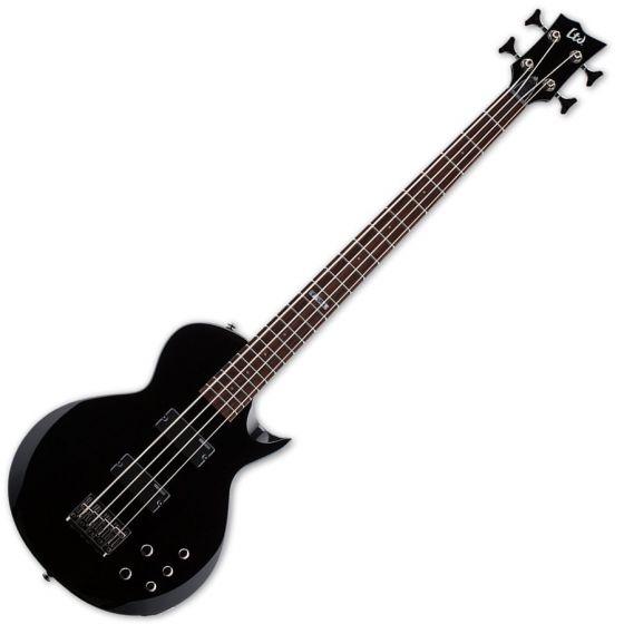 ESP LTD EC-154 Electric Bass in Black[, EC-154 BLK]