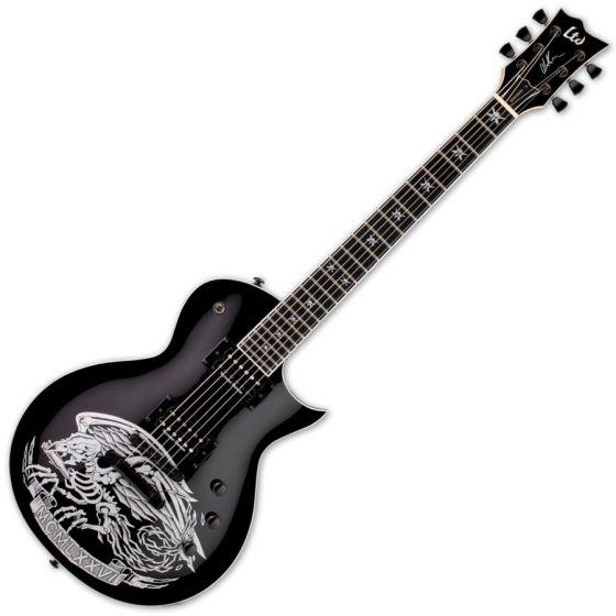 ESP LTD Will Adler Warbird Signature Electric Guitar, LTD Will Adler Warbird