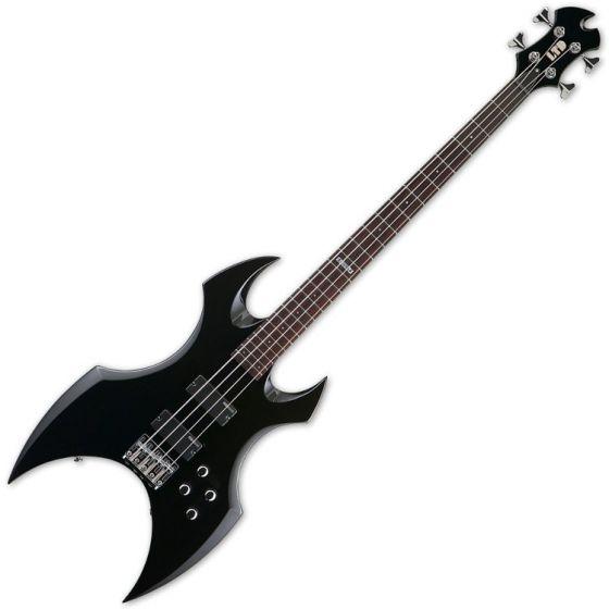 ESP LTD AX-104 Bass in Black, AX-104 BLK