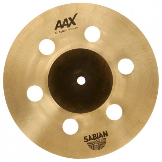 "Sabian 10"" AAX Air Splash Brilliant Finish[, 21005XAB]"