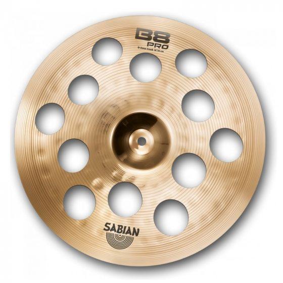 Sabian 16 Inch B8 Pro  O-Zone Crash Cymbal - 31600B, 31600B