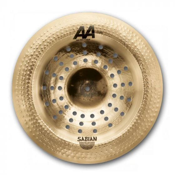 Sabian 17 Inch AA Holy China Cymbal - 21716CS, 21716CS